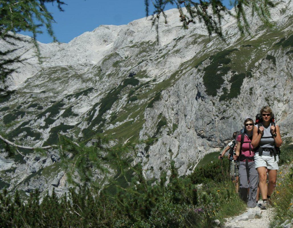 Les Alpes slovènes